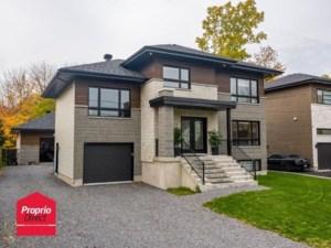 11121101 - Maison à étages à vendre