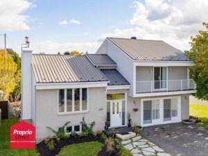 18073486 - Maison à 1 étage et demi à vendre
