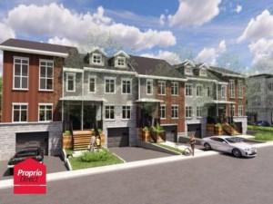 23592410 - Maison à étages à vendre