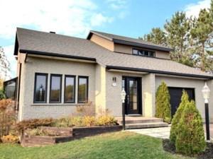 13161866 - Maison à 1 étage et demi à vendre