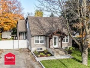 25351066 - Maison à 1 étage et demi à vendre
