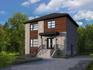 17058454 - Maison à étages à vendre