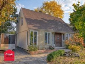 21110442 - Maison à étages à vendre