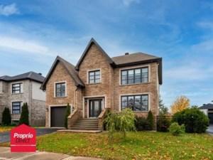 26550191 - Maison à étages à vendre