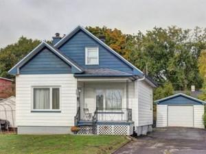 14335330 - Maison à 1 étage et demi à vendre