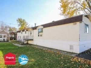 14240169 - Maison mobile à vendre