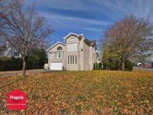 25908939 - Maison à étages à vendre