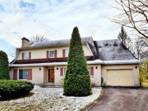 12507838 - Maison à étages à vendre