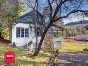 22223280 - Maison à 1 étage et demi à vendre