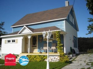 10124866 - Maison à 1 étage et demi à vendre