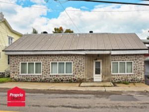 15961368 - Maison à 1 étage et demi à vendre