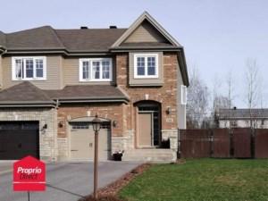 18785423 - Cottage-jumelé à vendre