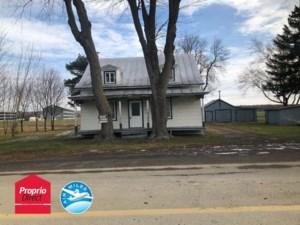 16314767 - Maison à 1 étage et demi à vendre