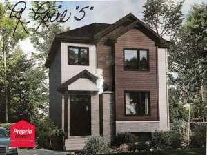 19146540 - Maison à étages à vendre