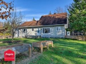 13253623 - Maison à 1 étage et demi à vendre
