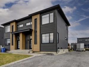 20547087 - Cottage-jumelé à vendre