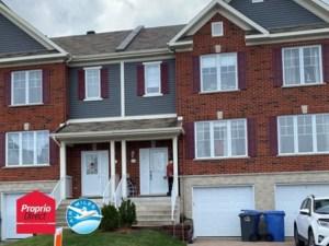 20814282 - Maison à étages à vendre