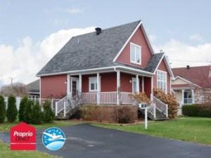 28534720 - Maison à 1 étage et demi à vendre