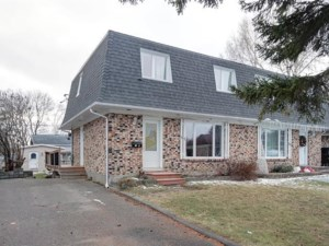 15113506 - Cottage-jumelé à vendre