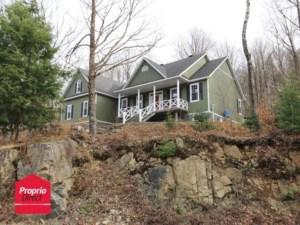 18015347 - Maison à 1 étage et demi à vendre