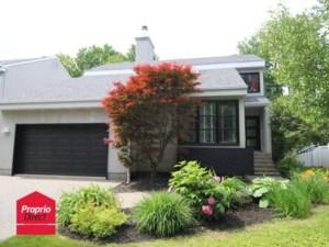 12809818 - Maison à étages à vendre