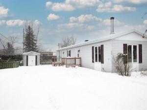 17346467 - Maison mobile à vendre