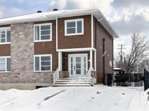 15060556 - Cottage-jumelé à vendre