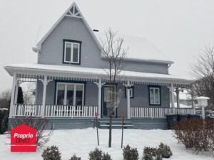 16819231 - Maison à 1 étage et demi à vendre