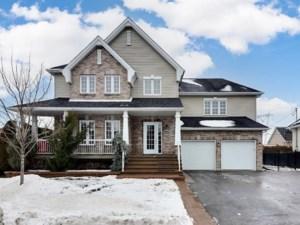 17112308 - Maison à étages à vendre