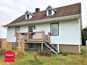 13836821 - Maison à 1 étage et demi à vendre