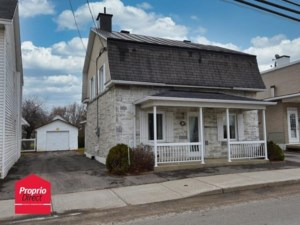 22196821 - Maison à 1 étage et demi à vendre
