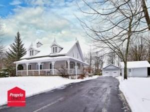 15405727 - Maison à 1 étage et demi à vendre