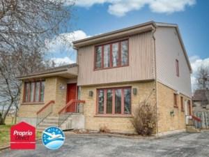 17262421 - Maison à paliers à vendre