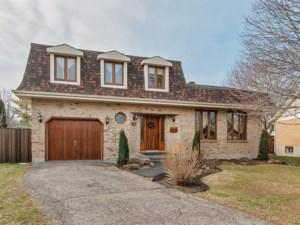 22474396 - Maison à 1 étage et demi à vendre