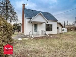 25132977 - Maison à 1 étage et demi à vendre