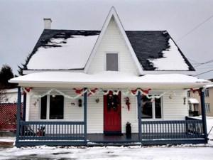 13713620 - Maison à 1 étage et demi à vendre