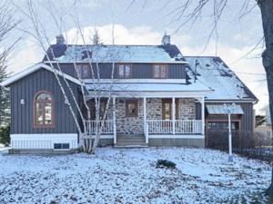 14128300 - Maison à étages à vendre