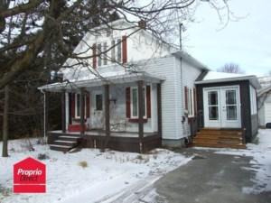 13539935 - Maison à 1 étage et demi à vendre