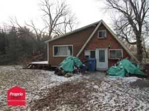 26588928 - Maison à 1 étage et demi à vendre