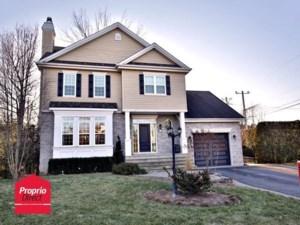 11655187 - Maison à étages à vendre