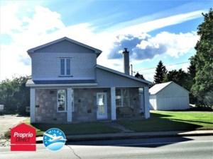 14137356 - Maison à 1 étage et demi à vendre