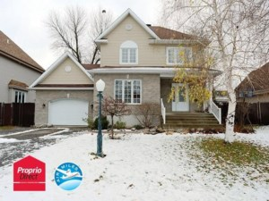 15524566 - Maison à étages à vendre
