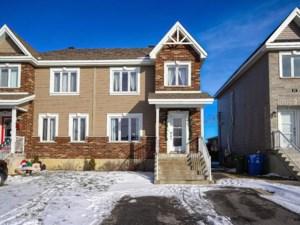 20609443 - Cottage-jumelé à vendre