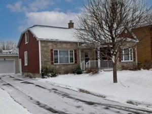 19825396 - Maison à 1 étage et demi à vendre