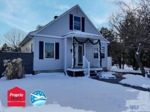11189282 - Maison à 1 étage et demi à vendre