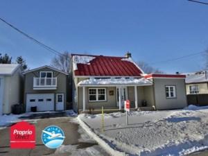 16955179 - Maison à 1 étage et demi à vendre