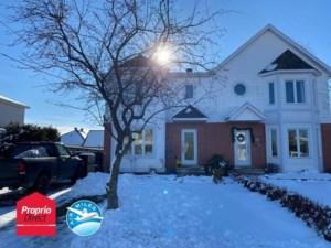 16007209 - Cottage-jumelé à vendre
