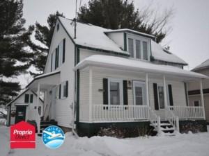 20271122 - Maison à 1 étage et demi à vendre