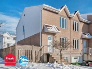 20917078 - Maison à étages à vendre