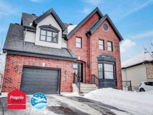 12185548 - Maison à étages à vendre